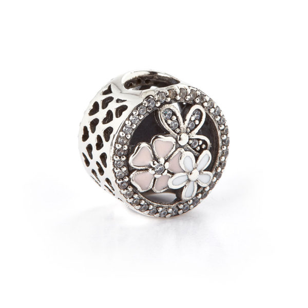CHARM FLORAL HALO