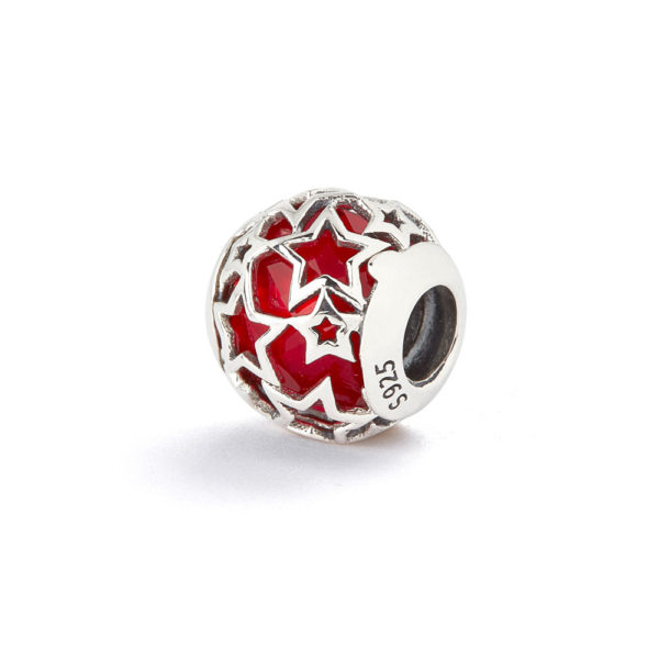 CHARM STARS IN RED