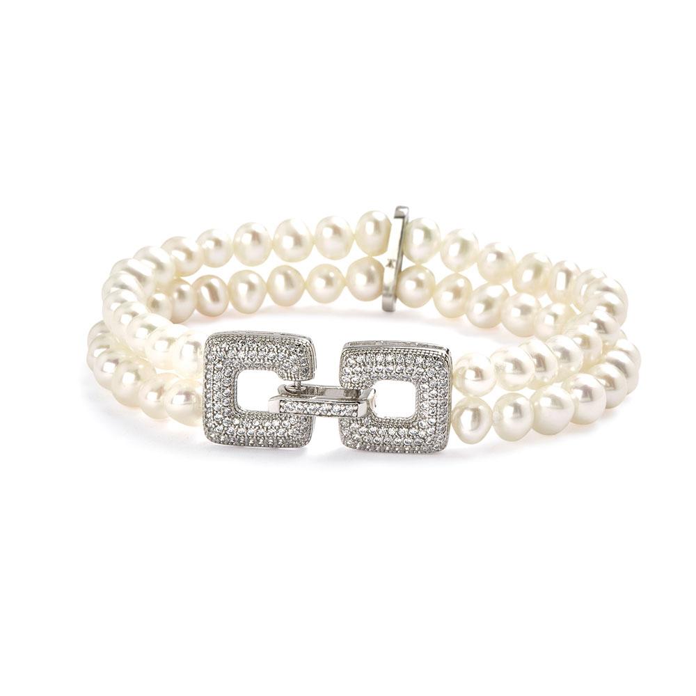 - Pulsera Love Pearls 6